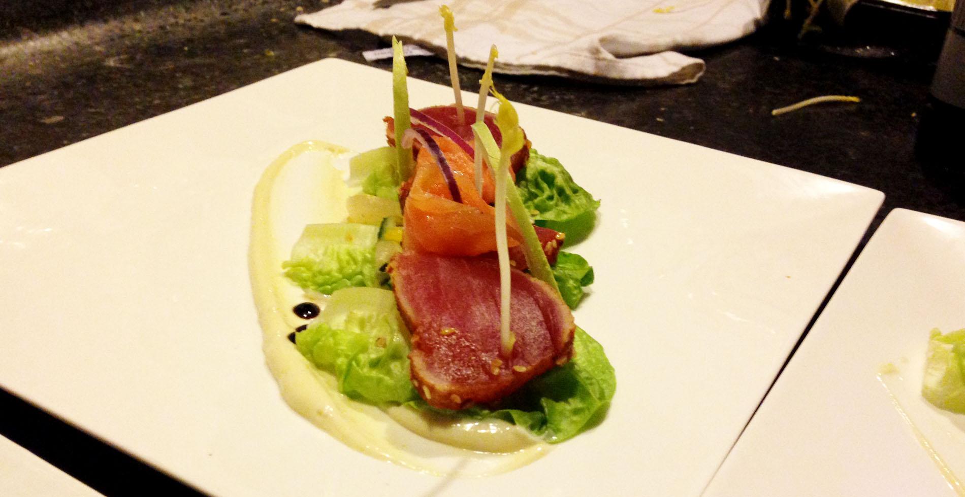 Kok aan huis tonijn